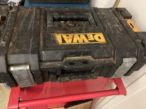Tools box Dewalt for Sale in San Jose, CA