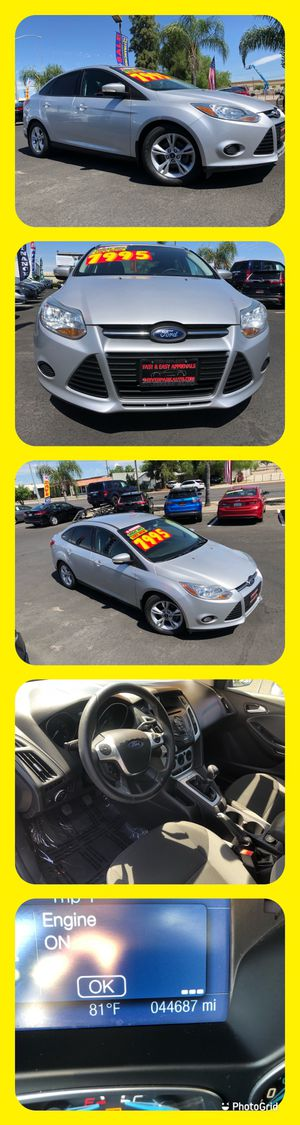 2014 FORD FOCUS SE for Sale in Fresno, CA