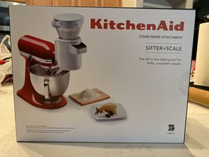Kitchen Aid Sifter and Scale for Sale in Gilbert, AZ