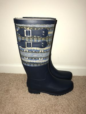 Ugg high top rain boots for Sale in Raleigh, NC