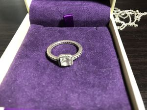 Pandora promise ring size 7 for Sale in STUYVSNT PLZ, NY