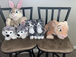 Brand new stuffed animals, waiting for their forever home !! for Sale in Vacaville, CA