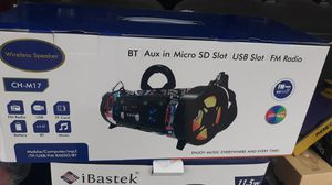 Bluetooth speakers for Sale in Houston, TX