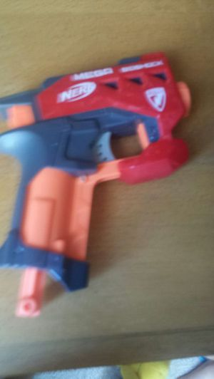 Mega nerf gun for Sale in Silver Spring, MD