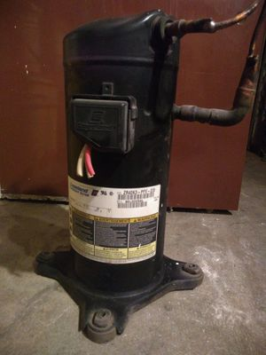 Copeland ZR40 r22 freon compressor. for Sale in Glendale, AZ