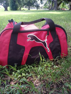 Puma duffle bag for Sale in West Palm Beach, FL