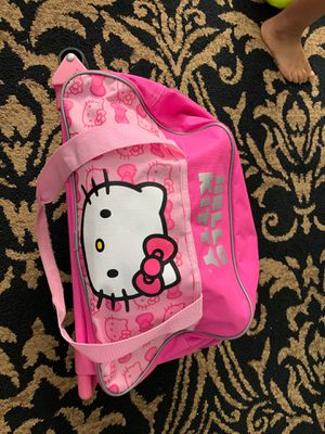 Hello kitty stroller for kids for Sale in Fairfax, VA