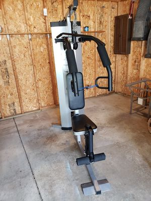 Home gym exercise machine for Sale in Pontiac, MI