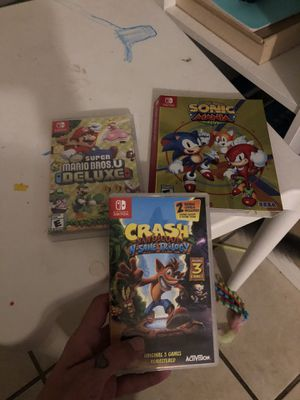 Nintendo switch games for Sale in Orlando, FL