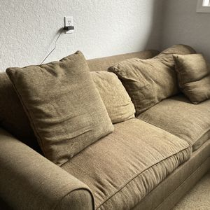 Free couch with pull out bed for Sale in Lynnwood, WA