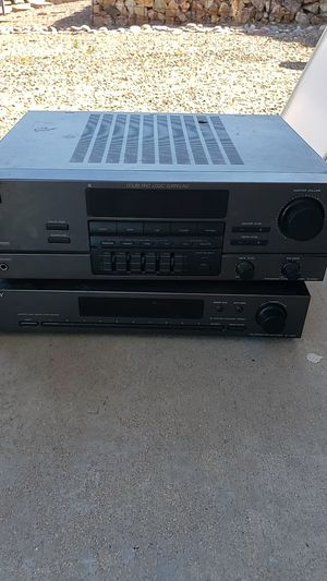 Sony stereo for Sale in Tucson, AZ