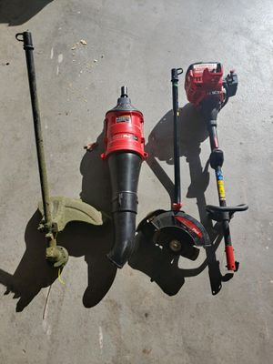 Blower edger weeder for Sale in Eagle Mountain, UT