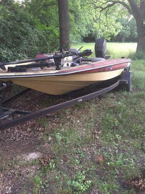 Boat w trailer for Sale in Dallas, TX