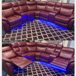 BEAUTIFUL RECLINING SECTIONAL SOFA FOR THE ENTIRE FAMILY🎊Now Just $1899🎊 for Sale in Queens, NY