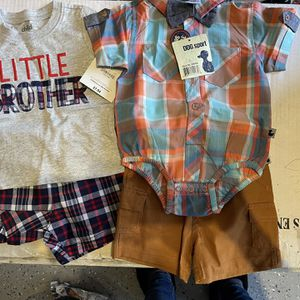 Baby Boy Clothes for Sale in Ontario, CA