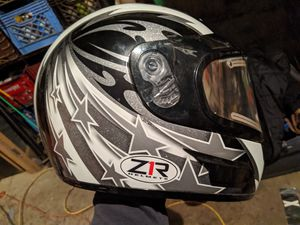 Size medium snowmobile helmet for Sale in Utica, MI