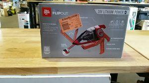 Dirt Devil FlipOut 20-Volt Cordless Handheld Vacuum Cleaner for Sale in Phoenix, AZ