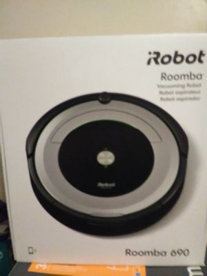 Roomba 690 robotic Vacuum for Sale in Nicholasville, KY
