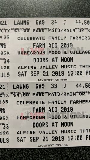 Farm Aid Lawn Seats for Sale in West Chicago, IL