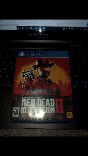 Red dead redemption 2 for Sale in Los Angeles, CA