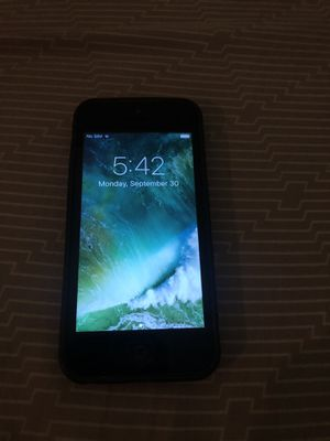 iPhone 5 unlocked for Sale in Bothell, WA