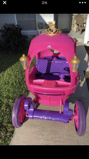 Princess Carriage for Sale in Cypress Gardens, FL