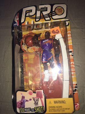basketball figure Pro Hoops Mattel Anfernee Penny Hardaway toy NBA Suns Magic for Sale in Rochester Hills, MI