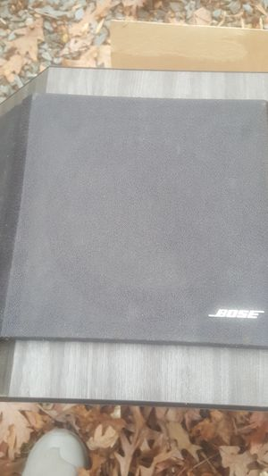 Bose speakers for Sale in Charlotte, NC