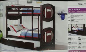 BRAND NEW TWIN/ BUNK/BED FRAME ONLY W/3BEDS for Sale in Phoenix, AZ