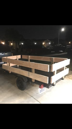 2014 Small Trailer for Sale in Visalia, CA