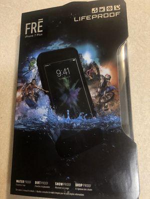 LifeProof Case iPhone 7 Plus/8 Plus (Black) for Sale in Laurel, MS