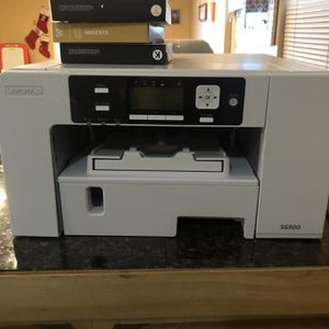 Saw Grass Sg500 Sublimation Printer for Sale in Chicago, IL
