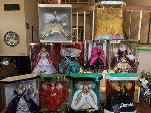 Collectible Holiday Barbies for Sale in Chandler, AZ
