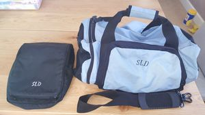 LAND END DUFFLE BAG & MAKEUP TRAVEL BAG for Sale in Vancouver, WA