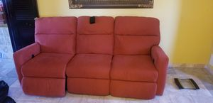 Sofa with reclining ends for Sale in Dearborn, MI