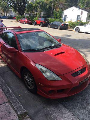 Toyota Celica for Sale in Miami, FL
