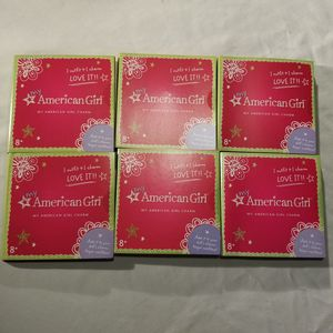 Lot of 6 American Girl charms jewelry necklace * 6 charms for Sale in Portland, OR