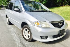 2002 Mazda MVP van / Cold AC / fits 7 people for Sale in Takoma Park, MD