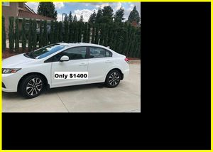 2013 Honda Civic only$1400 for Sale in Peoria, IL