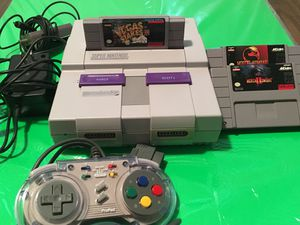 Super Nintendo for Sale in Mansfield, OH