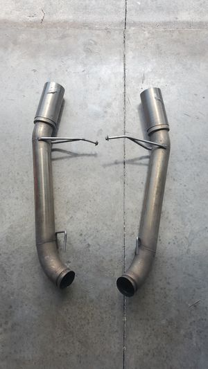 Exhaust 2011 Ford Mustang, and filter setup for Sale in Ruskin, FL