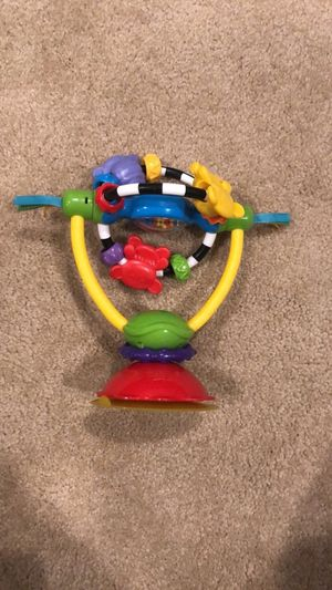 Baby High Chair Toy with suction cup for Sale in Springfield, VA