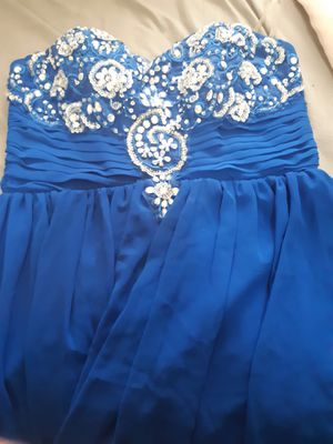 Blue Prom Dress for Sale in San Bernardino, CA