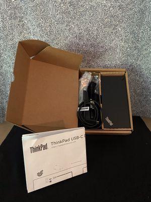 ThinkPad USB-C Dock Gen2 for Sale in Aurora, IL