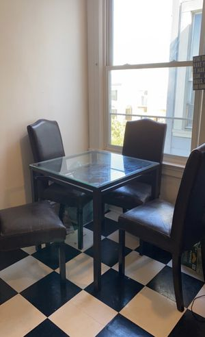 Kitchen Table and Chairs for Sale in San Francisco, CA