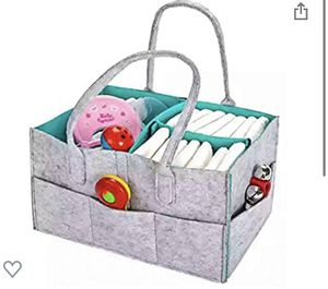 Baby Diaper Caddy, Organizer for Sale in Ferguson, MO