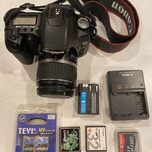 Canon Camera EOS 30D for Sale in San Jose, CA