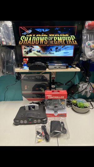 Nintendo 64 starwars for Sale in Coral Gables, FL