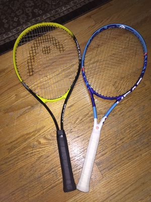 2 Head Tennis rackets for sale need gone ASAP for Sale in Queens, NY