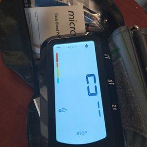 Microlife Premium Blood Pressure Monitor for Sale in Tacoma, WA